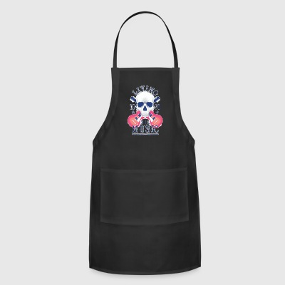 Skull soul music - Adjustable Apron