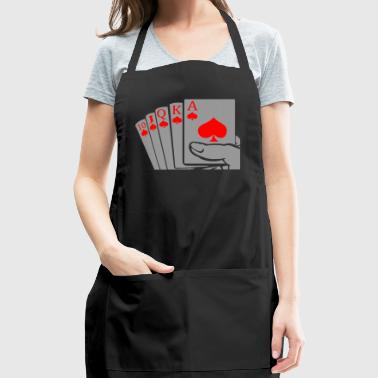 Card - Adjustable Apron