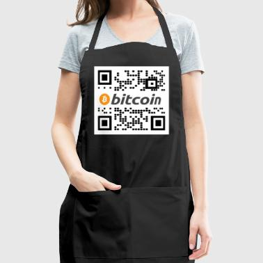 Bitcoin QR - Adjustable Apron