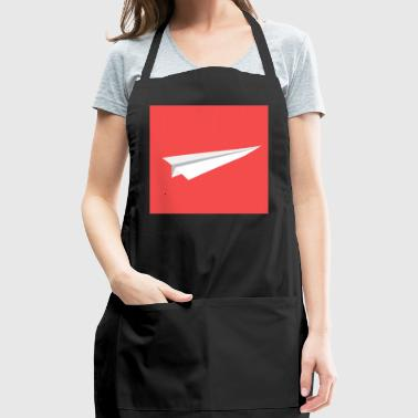 paper planes - Adjustable Apron