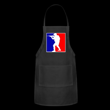 SOLDIER NBA - Adjustable Apron