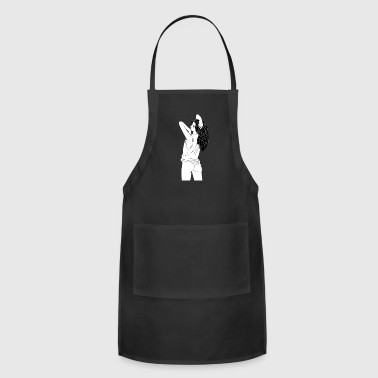 Sexy girl. - Adjustable Apron