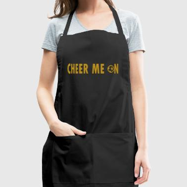 cheer me on - Adjustable Apron