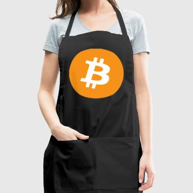 bitcoin - Adjustable Apron