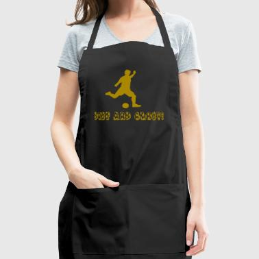 dirt and glory - Adjustable Apron