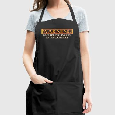 bachelor - Adjustable Apron