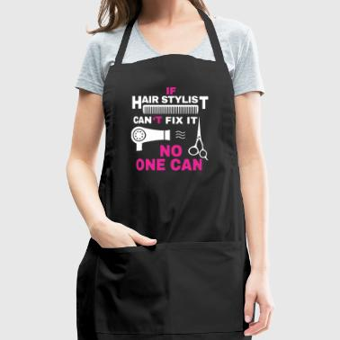 Hair Stylist Can Fix Shirt - Adjustable Apron