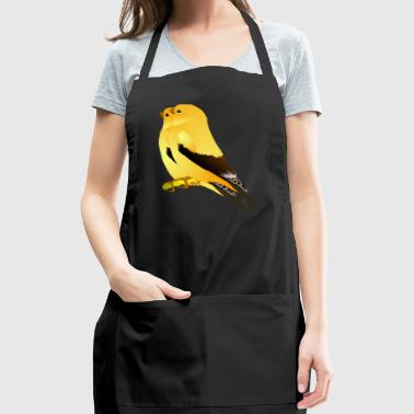 birds - Adjustable Apron