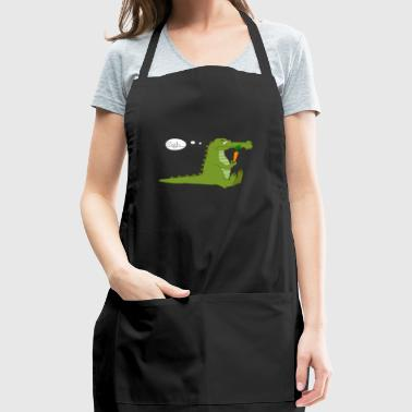 Sad Snappy - Adjustable Apron