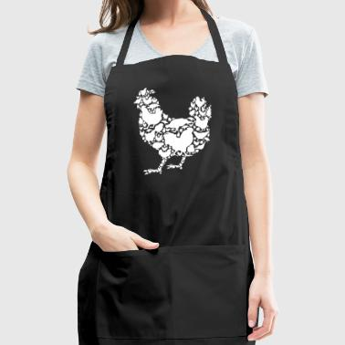 My Chicken Shirt - Adjustable Apron
