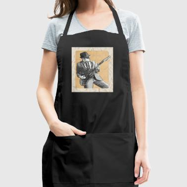 guitarist - Adjustable Apron