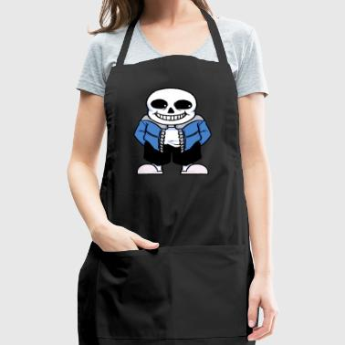 skull - Adjustable Apron