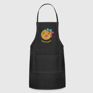 Birthdaygirl - Adjustable Apron
