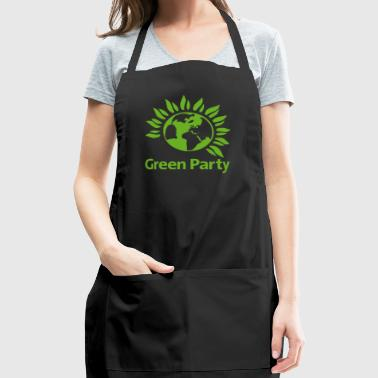Green Party - Adjustable Apron