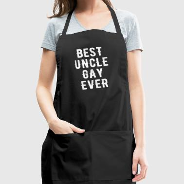 Best Uncle Gay Ever - Adjustable Apron