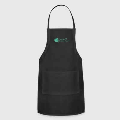 CruiseTipsTV Location Scout - Adjustable Apron