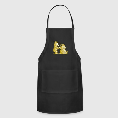 The Barber Bear - Adjustable Apron
