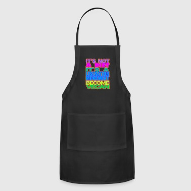 A LIBERATION MOVEMENT - Adjustable Apron