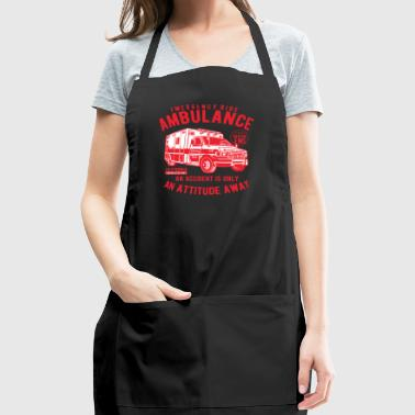 EMERGENCY RIDE - Adjustable Apron