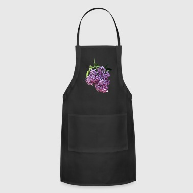 Delicate Pink Lilacs - Adjustable Apron