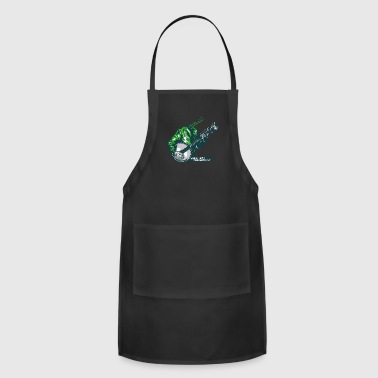Where irish free birds fly music bar - Adjustable Apron
