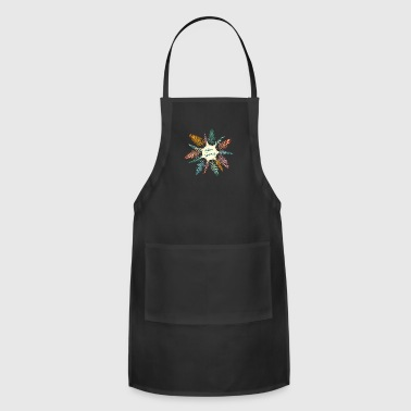 slim leaves - Adjustable Apron