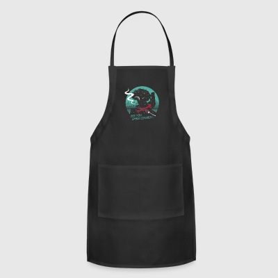 Space Cowboy, see you space cowboy - Adjustable Apron