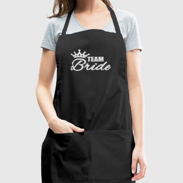 Team Bride - Adjustable Apron