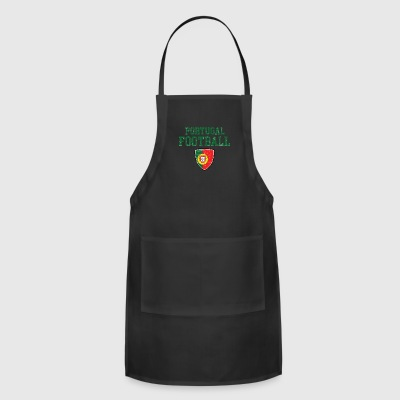 Portugal football designs - Adjustable Apron