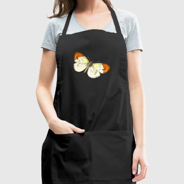 Butterfly Illustration - Adjustable Apron