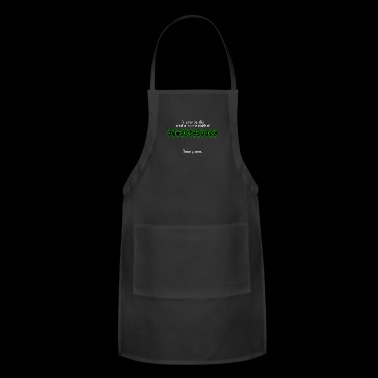 Introverting - Adjustable Apron