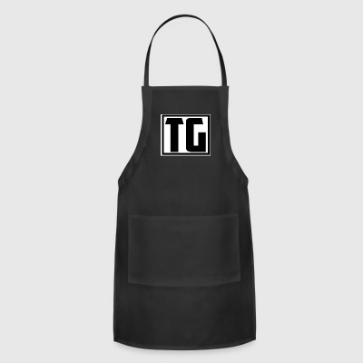 New And Improved - Adjustable Apron