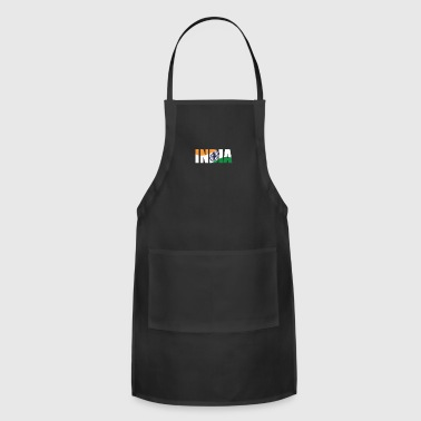 country India - Adjustable Apron