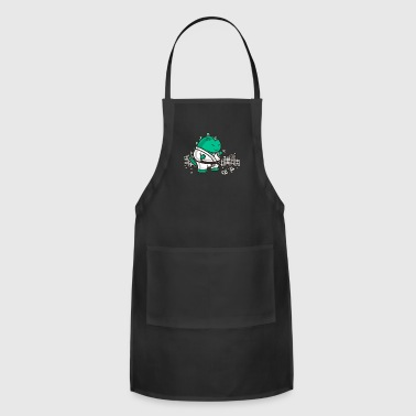 Karate Zilla - Adjustable Apron
