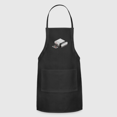 Retro Game Console Pixled - Adjustable Apron