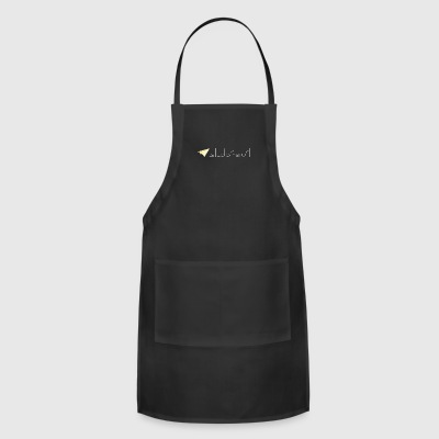 studiofreiluft logo eco shirt design - Adjustable Apron
