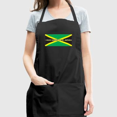 Rather Be In Jamaica - Adjustable Apron