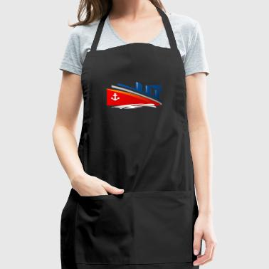 Ship drawing - Adjustable Apron