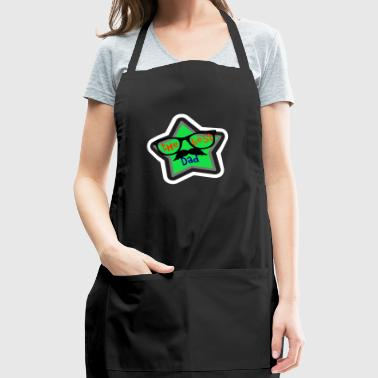 The Best Dad - Adjustable Apron