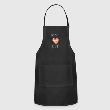 Pizza is my Hobby - Adjustable Apron