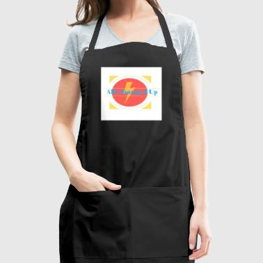 All Charged up - Adjustable Apron