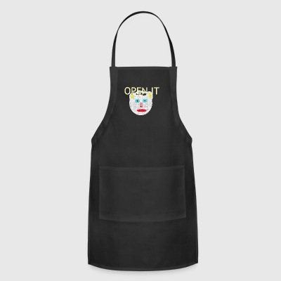 OPEN IT - Adjustable Apron