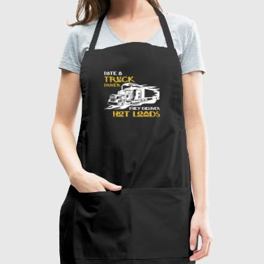 Truck driver - Adjustable Apron