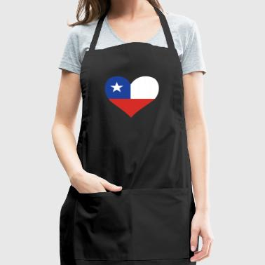 A Heart For Chile - Adjustable Apron