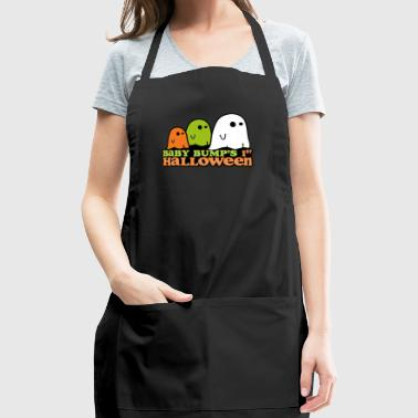 Baby Bumps 1st Halloween - Adjustable Apron