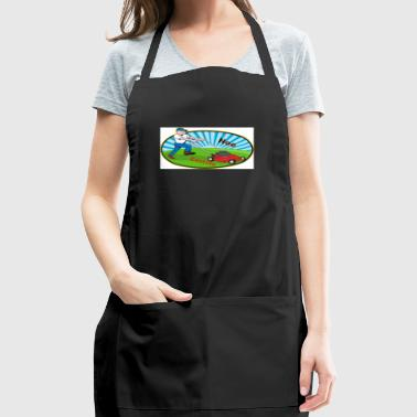 Landscaping - Adjustable Apron