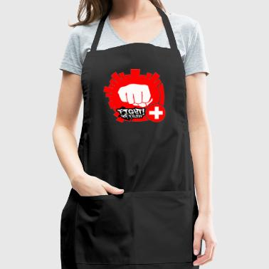 Fight for Relief - Adjustable Apron
