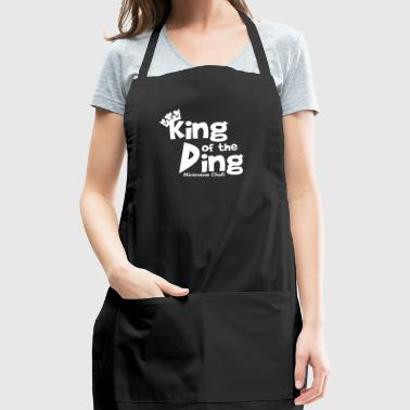 King of the Ding Microwave Chef - Adjustable Apron