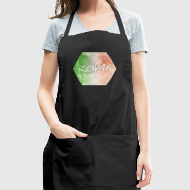 Roma - Rome - Adjustable Apron