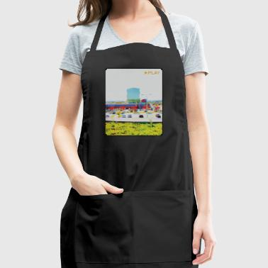 Press Play - Adjustable Apron